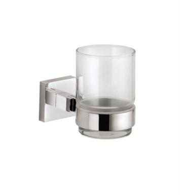 "California Faucets 72-TU-WHT Aliso 4 1/2"" Wall Mount Toothbrush Holder With Finish: White <strong>(USUALLY SHIPS IN 1-3 WEEKS)</strong>"
