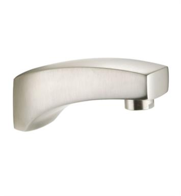 "California Faucets TS-44-PEW Avila 5 7/8"" Wall Mount Tub Spout With Finish: Pewter <strong>(USUALLY SHIPS IN 1-3 WEEKS)</strong>"