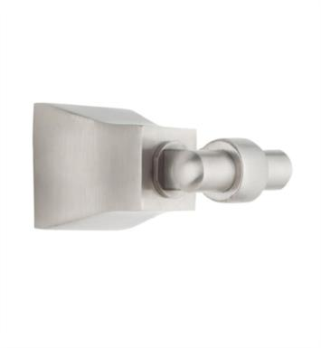 "California Faucets 44-DRH-SC Avila 3 7/8"" Wall Mount Double Robe Hook With Finish: Satin Chrome <strong>(USUALLY SHIPS IN 1-3 WEEKS)</strong>"