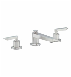 California Faucets 4502 Rincon Bay Widespread Lavatory Faucet