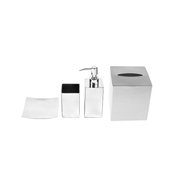 Nameeks NE202 Gedy Bathroom Accessory Set