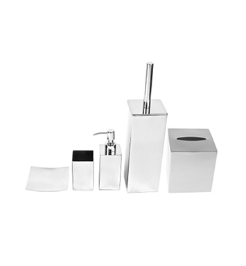 Nameeks NE102 Gedy Bathroom Accessory Set