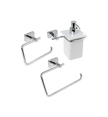 Nameeks MIN1800 Gedy Bathroom Accessory Set