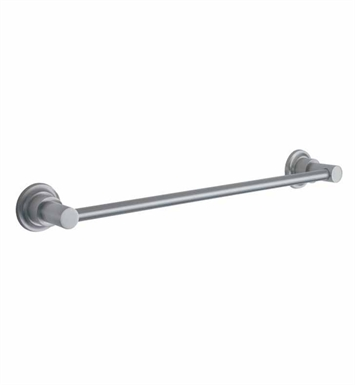 "California Faucets 45-18-BLK Rincon Bay 18"" Towel Bar With Finish: Black <strong>(USUALLY SHIPS IN 1-3 WEEKS)</strong>"