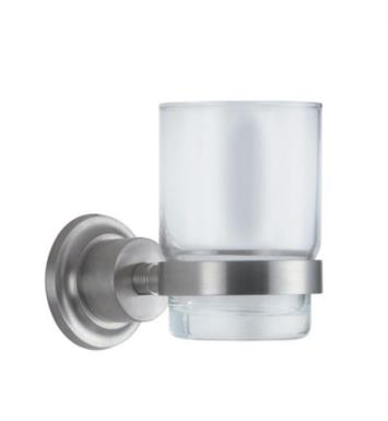"California Faucets 45-TU-SS Rincon Bay 4 3/4"" Wall Mount Toothbrush Holder With Finish: Stainless Steel <strong>(USUALLY SHIPS IN 2-4 WEEKS)</strong>"