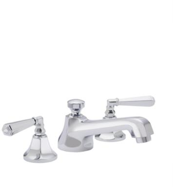 "California Faucets 4602-EB Monterey 7 1/8"" Double Handle Widespread Bathroom Sink Faucet With Finish: English Brass <strong>(USUALLY SHIPS IN 4-6 WEEKS)</strong>"