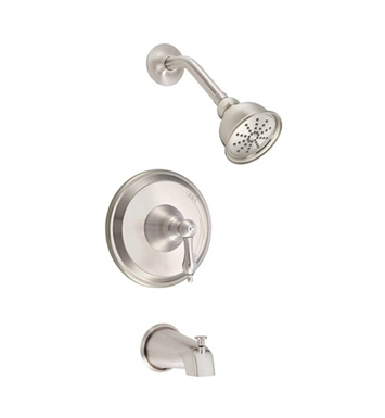 Danze D511040BNT Fairmont™ Trim Only Single Handle Pressure Balance Tub & Shower Faucet in Brushed Nickel