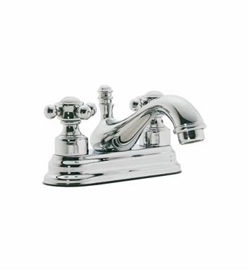 California Faucets T6001-SBZ Centerset Bathroom Faucet With Finish: Satin Bronze <strong>(USUALLY SHIPS IN 6-8 WEEKS)</strong>