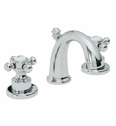 California Faucets 6007 Mini-Widespread Lavatory Faucet