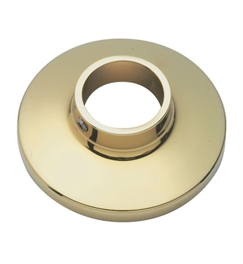 California Faucets 9100-BIS Shower Arm Flange With Finish: Biscuit <strong>(USUALLY SHIPS IN 1-3 WEEKS)</strong>