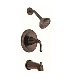 Danze Bannockburn™ Trim Only Single Handle Pressure Balance Tub & Shower Faucet in Oil Rubbed Bronze
