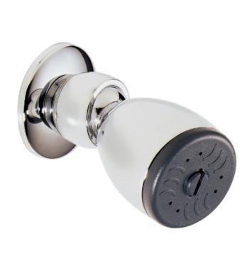"California Faucets RB-01-CB 2 1/8"" Wall Mount Round Base Pulsating Jet Body Spray With Finish: Carbon <strong>(USUALLY SHIPS IN 3-5 WEEKS)</strong>"