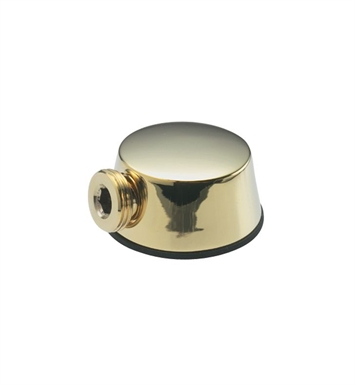 California Faucets SH-10-PVD Handshower Supply Elbow With Finish: Polished Brass <strong>(USUALLY SHIPS IN 1-3 WEEKS)</strong>