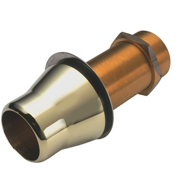 California Faucets 9145-A-RBZ Deck Handshower Escutcheon With Finish: Rustico Bronze <strong>(USUALLY SHIPS IN 1-2 WEEKS)</strong>