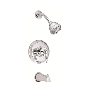 Danze D520010T Prince™ Trim Only Single Handle Pressure Balance Tub & Shower Faucet in Chrome