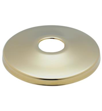 "California Faucets 9081-PVD 5/8"" Brass Sure Grip Flange With Finish: Polished Brass <strong>(USUALLY SHIPS IN 1-3 WEEKS)</strong>"