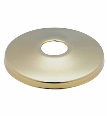 "California Faucets 9081-WB 5/8"" OD Sure Grip Flange With Finish: Weathered Brass <strong>(USUALLY SHIPS IN 5-12 BUSINESS DAYS)</strong>"