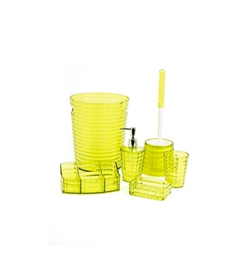 Nameeks GL6081-04 Gedy Bathroom Accessory Set