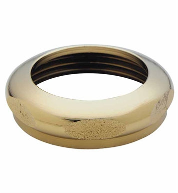 California Faucets 9096-EB Slip Joint Nut With Finish: English Brass <strong>(USUALLY SHIPS IN 4-6 WEEKS)</strong>