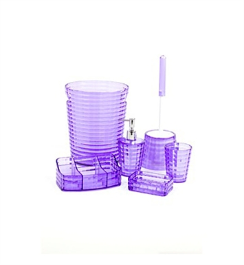 Nameeks GL6081-79 Gedy Bathroom Accessory Set