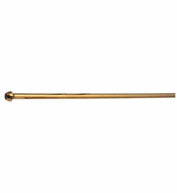 California Faucets 9031-SCO Bullnose Riser With Finish: Satin Copper <strong>(USUALLY SHIPS IN 3-4 WEEKS)</strong>
