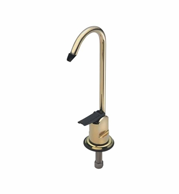 California Faucets 9620-SB High Water Dispenser With Finish: Satin Brass <strong>(USUALLY SHIPS IN 4-6 WEEKS)</strong>