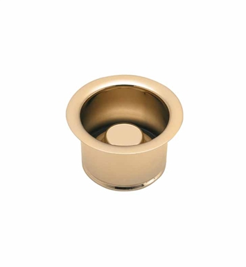 California Faucets 9654-B-SCO Garbage Disposer Deep Flange With Finish: Satin Copper <strong>(USUALLY SHIPS IN 3-4 WEEKS)</strong>