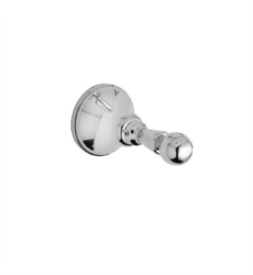 "California Faucets 20-RH-PC 3 1/8"" Wall Mount Single Robe Hook With Finish: Polished Chrome <strong>(USUALLY SHIPS IN 1-5 BUSINESS DAYS)</strong>"