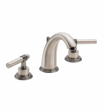 California Faucets 5702-BIS Sausalito Widespread Lavatory Faucet With Finish: Biscuit <strong>(USUALLY SHIPS IN 1-3 WEEKS)</strong>