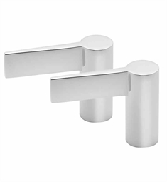 California Faucets Builders 22 Series H-22-ML-PR Metal Lever Handle Pair