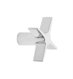 California Faucets Builders 22 Series H-22-CR Metal Cross Handle