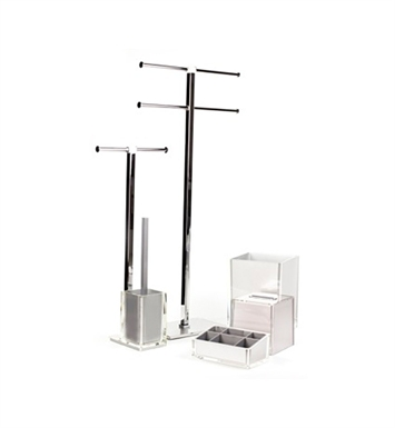 Nameeks RA5011-73 Gedy Bathroom Accessory Set
