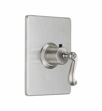 "California Faucets TO-THCN-59-SRB Camarillo Styletherm 3/4"" Thermostatic Trim With Finish: Satin Rose Bronze <strong>(USUALLY SHIPS IN 6-8 WEEKS)</strong>"