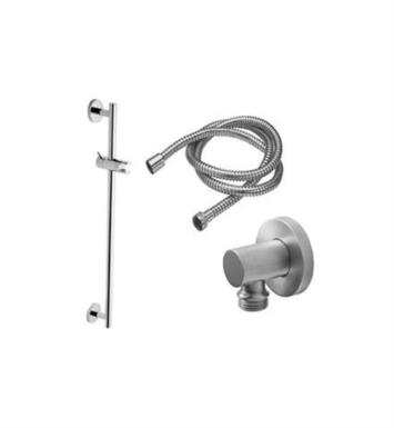 California Faucets 9128C-ACO Wall Mount Round Base Slide Bar Handshower Kit With Finish: Antique Copper <strong>(USUALLY SHIPS IN 3-4 WEEKS)</strong>