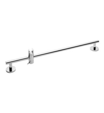 "California Faucets SB-62-BTB 62 Series 2 3/8"" Contemporary Wall Mount Slide Bar With Finish: Bella Terra Bronze <strong>(USUALLY SHIPS IN 5-12 BUSINESS DAYS)</strong>"