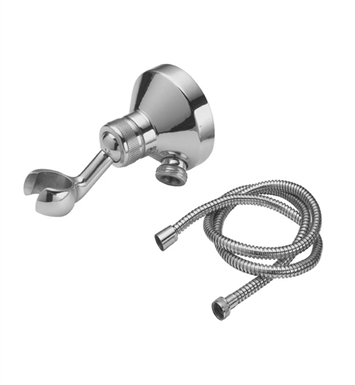 California Faucets 9126-LPG Wall Mounted Hanshower Kit With Finish: Lifetime Polished Gold <strong>(USUALLY SHIPS IN 2-4 WEEKS)</strong>