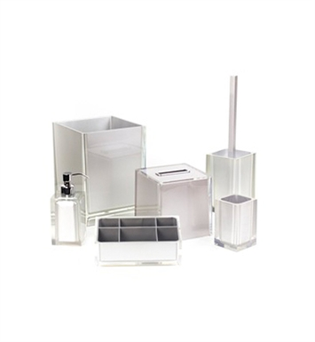 Nameeks RA6081-73 Gedy Bathroom Accessory Set