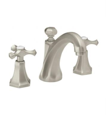 "California Faucets 6302-SB Catalina 7 1/2"" Double Handle Widespread Bathroom Sink Faucet With Finish: Satin Brass <strong>(USUALLY SHIPS IN 4-6 WEEKS)</strong>"