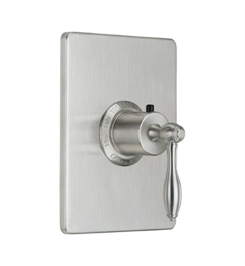 "California Faucets TO-THCN-64-SCO Mendocino Styletherm 3/4"" Thermostatic Trim With Finish: Satin Copper <strong>(USUALLY SHIPS IN 3-4 WEEKS)</strong>"