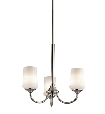 Kichler 43664 Chandelier 3 Light