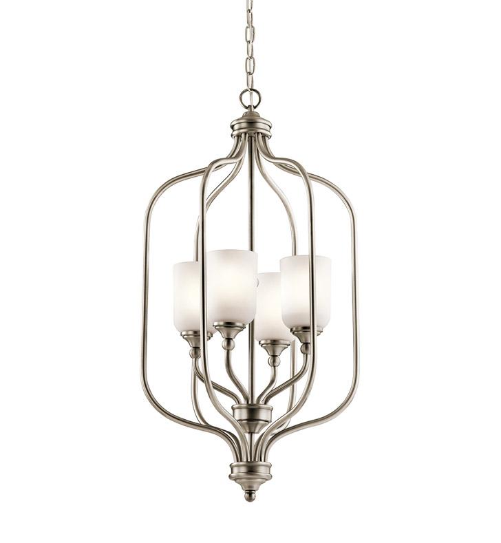 Kichler Foyer Chandelier : Kichler oz foyer chandelier light with finish olde
