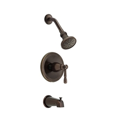 Danze Eastham™ Trim Only Single Handle Tub & Shower Faucet in Tumbled Bronze
