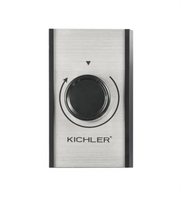 "Kichler 370040 2 3/4"" 4 Speed Rotary Switch in Silver"