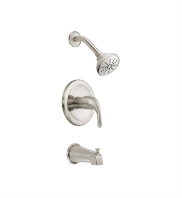Danze D500011BNT Melrose™ Trim Only Single Handle Tub & Shower Faucet in Brushed Nickel