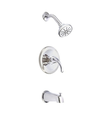 Danze D503011T Melrose™ Trim Only Single Handle Tub & Shower Faucet in Chrome