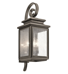 Kichler 49503OZ Outdoor Wall 4 Light in Olde Bronze
