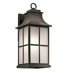 Kichler 49581OZ Outdoor Wall 1 Light in Olde Bronze
