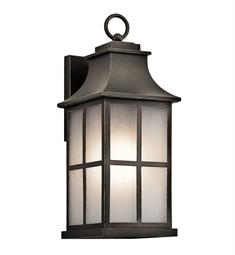 Kichler 49580OZ Outdoor Wall 3 Light in Olde Bronze