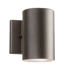 Kichler 11250AZT30 Outdoor Wall 1 Light LED in Textured Architectural Bronze