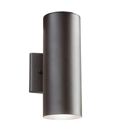 Kichler 11251AZT30 Outdoor Wall 1 Light LED in Textured Architectural Bronze